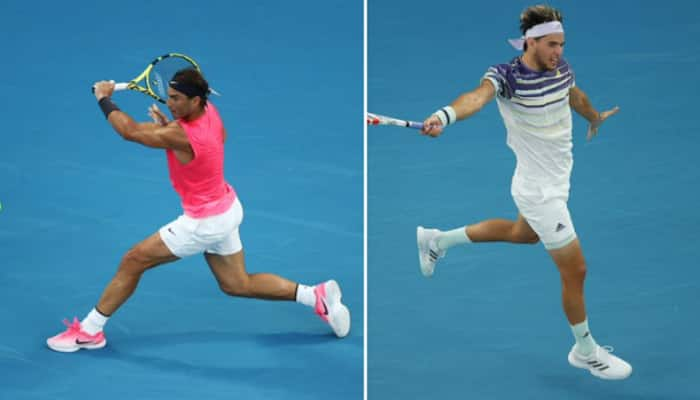 Rafael Nadal stunned by Dominic Thiem in quarter-final of Australian Open