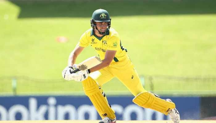 ICC U19 World Cup: Australia's Sam Fanning penalised for elbowing India's Akash Singh
