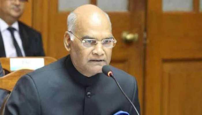 Govt is dedicated to turn India into $5 trillion economy: President Ram Nath Kovind