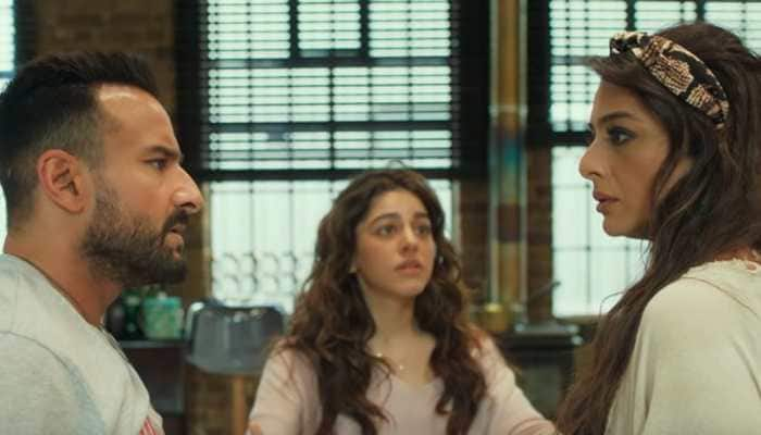 Twitterati hails Saif Ali Khan, Alaya and Tabu's 'Jawaani Jaaneman' - Check reactions