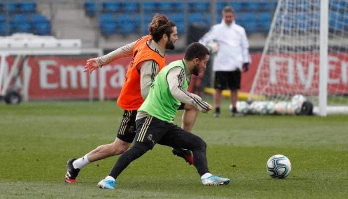 Eden Hazard, Gareth Bale out of Real Madrid's La Liga clash against Atletico Madrid