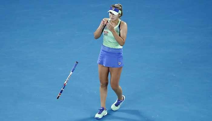 Sofia Kenin conquers Garbine Muguruza to clinch Australian Open title