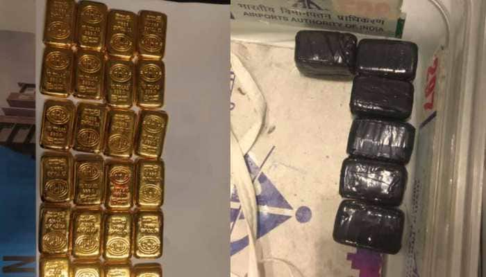 CISF recovers 2.4 kg gold worth Rs 1 crore from a housekeeping staff at Chennai Airport