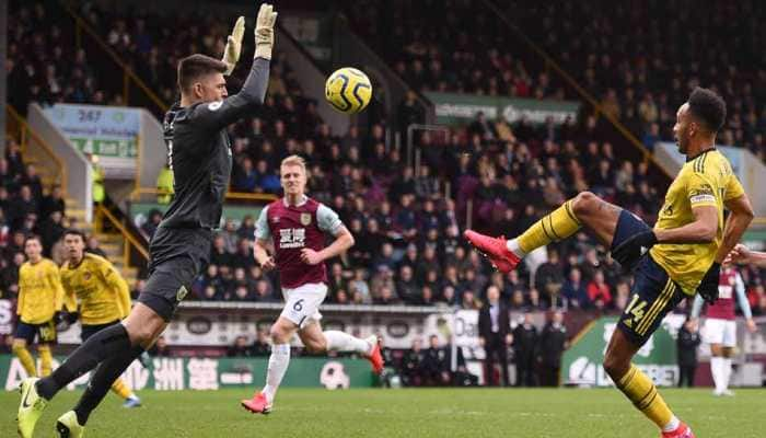 Arsenal held to a goalless draw by Burnley