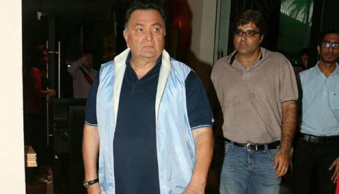 Rishi Kapoor undergoing treatment for infection