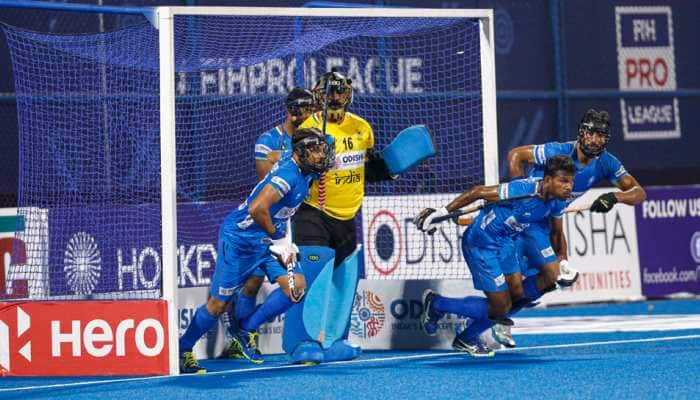 India names 24-member squad led by Manpreet Singh for FIH Hockey Pro League matches against Belgium