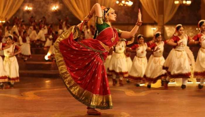 Kangana Ranaut's bharatnatyam pose in Jayalalithaa biopic wows social media