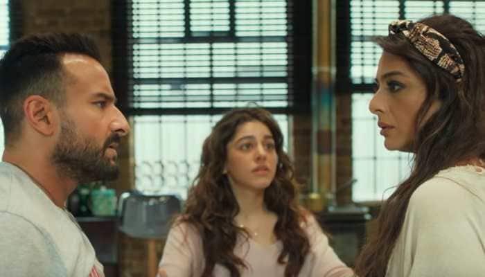 Saif Ali Khan's 'Jawaani Jaaneman' Day 4 Box Office report