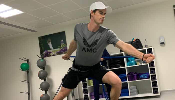Clay season can help Andy Murray says his former coach
