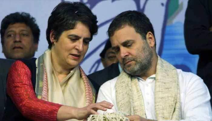 Delhi election: Rahul, Priyanka to address rallies in Kondli, Hauz Khas today