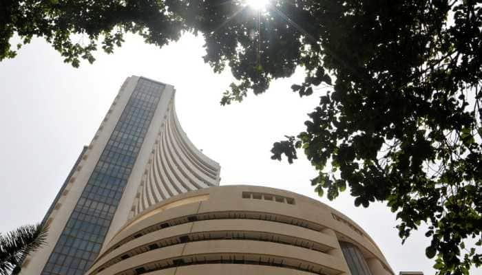 Sensex opens in green, Indian rupee appreciates against US dollar