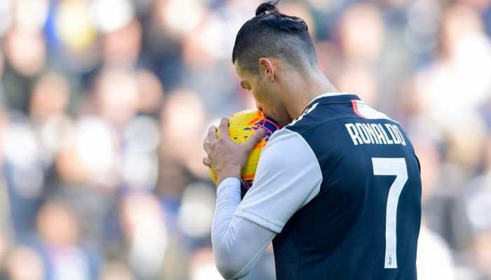 Portugal striker and Juventus star Cristiano Ronaldo turns 35 today