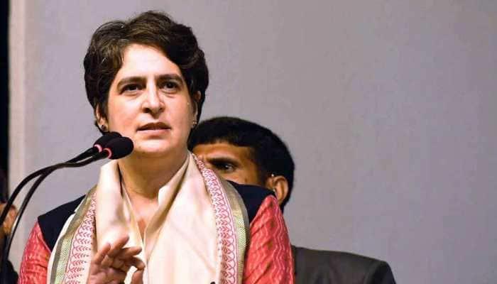 Whether we are still a democracy: Priyanka Gandhi on J&K ex-CMs