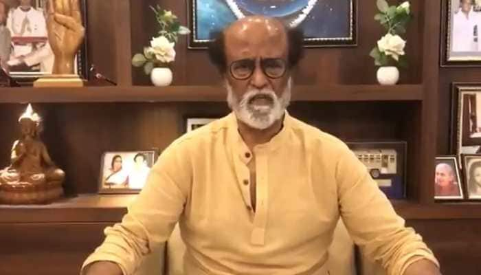 Breaking news: Rajinikanth supports CAA, NPR, says youth being misled into protests