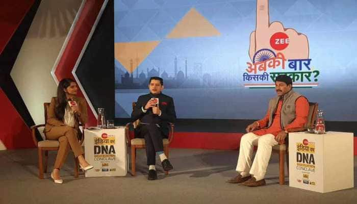 India ka DNA: If it were not women and children, would have moved Shaheen Bagh protesters in 2 hours, says Manoj Tiwari