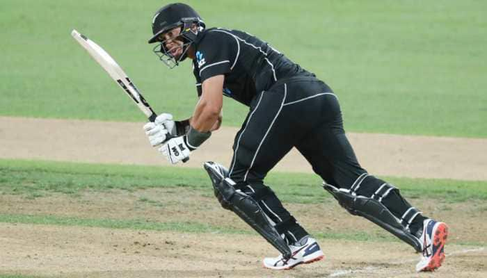 Ross Taylor ton helps New Zealand ace thrilling chase against India