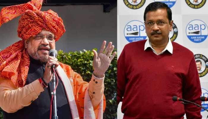 Arvind Kejriwal ups the ante, challenges Union Home Minister Amit Shah for public debate on Delhi issues