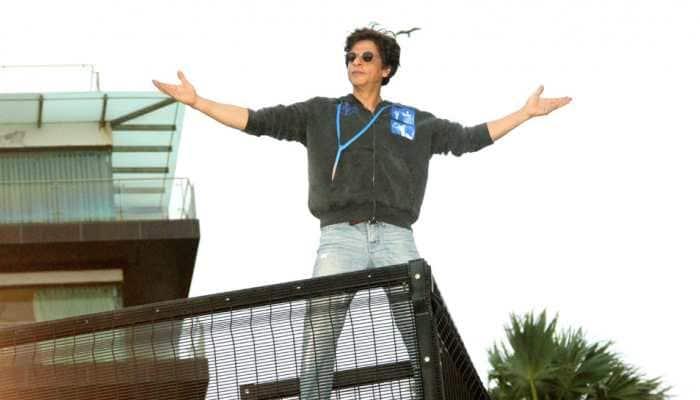 Shah Rukh Khan goes gaga over Shakira, his 'all-time favourite'