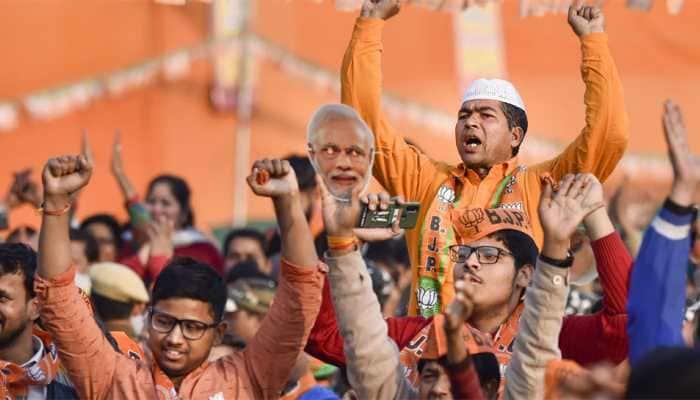 Lakhs of people assemble for PM Modi's Kokrajhar rally