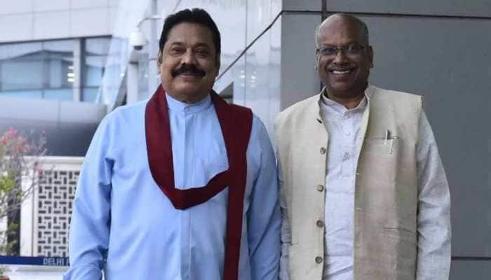 Sri Lankan PM Mahinda Rajapaksa arrives in India on four-day visit