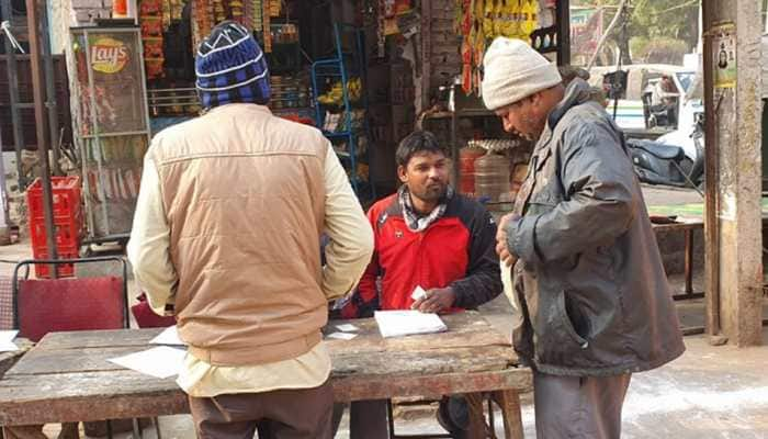Delhi votes today: Arvind Kejriwal, Sonia Gandhi, Rahul cast vote