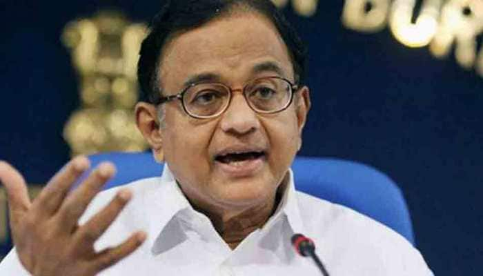 Modi govt yet to define if 5 trillion dollars is real GDP or nominal: P Chidambaram