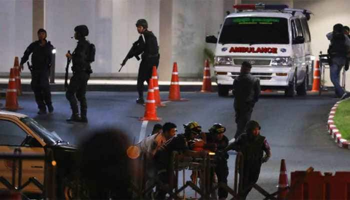 Thai soldier, who killed 21 in mass shooting, killed at shopping mall