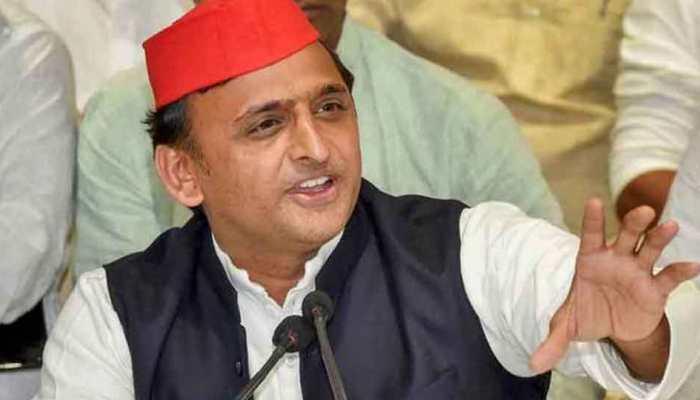 Posters claiming Samajwadi Party chief Akhilesh Yadav 'missing' plastered in Uttar Pradesh's Azamgarh
