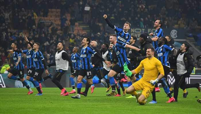Inter Milan wins the Milan Derby after completing a remarkable second-half comeback