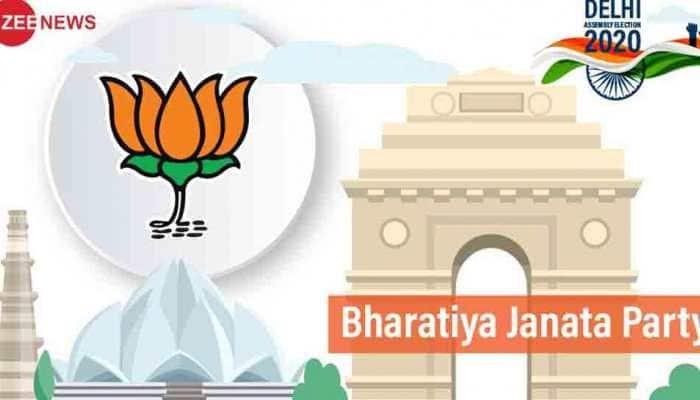 Delhi assembly election result 2020: List of Bharatiya Janata Party winners