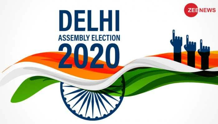 Delhi election result 2020: List of AAP, BJP, Congress candidates leading and trailing