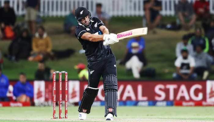New Zealand beat India by 5 wickets to register 3-0 series win
