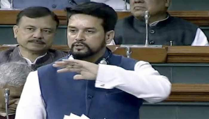 Rs 81,043 cr GST compensation released to states for Apr-Sep: Anurag Thakur