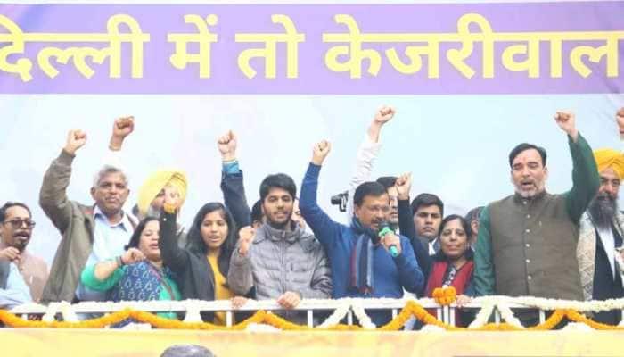 Delhi Assembly election 2020 results: AAP wins Madipur, Rajouri Garden, Hari Nagar, Tilak Nagar, Janakpuri, Vikaspuri, Uttam Nagar, Dwarka, Matiala, Najafgarh seats of West Delhi Lok Sabha constituency