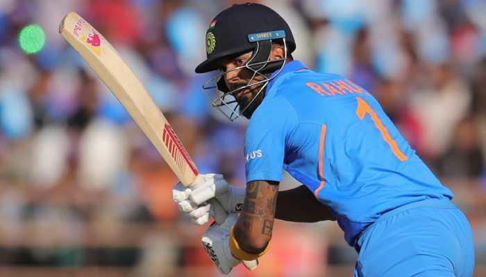 KL Rahul can score a century even as 12th man, says Shikhar Dhawan