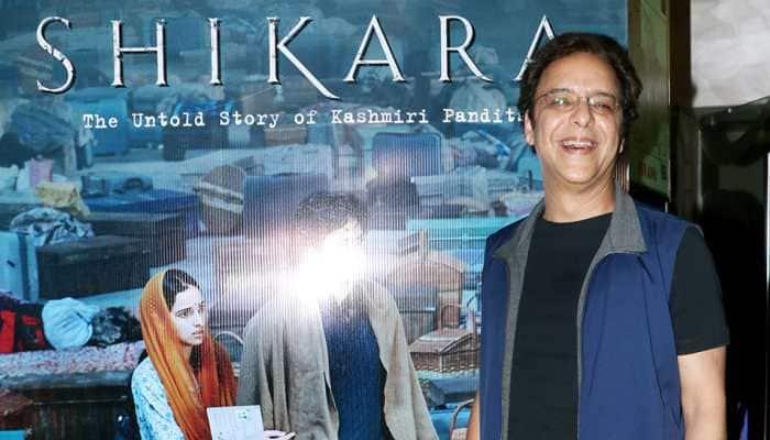 Vidhu Vinod Chopra: Those criticising 'Shikara' are donkeys