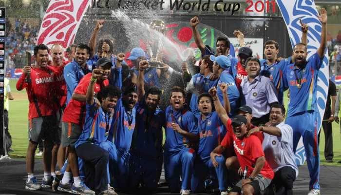 2011 World Cup win feels like yesterday, says Sachin Tendulkar