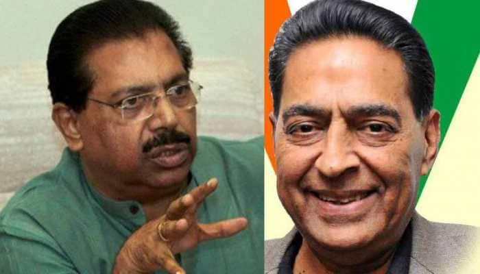Congress interim president Sonia Gandhi accepts resignations of PC Chacko, Subhash Chopra; Shakti Sinh Gohil appointed as interim Congress in-charge for Delhi