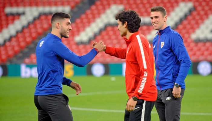 Dominant Athletic take narrow lead over Granada in Copa del Rey semi-final