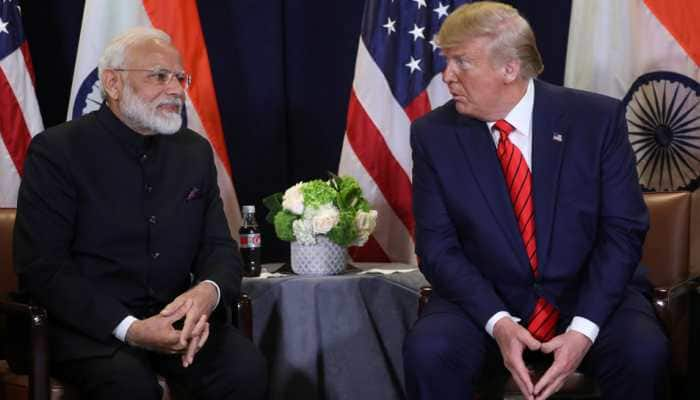 India, US attempting to finalize key defense deals ahead of Donald Trump's visit