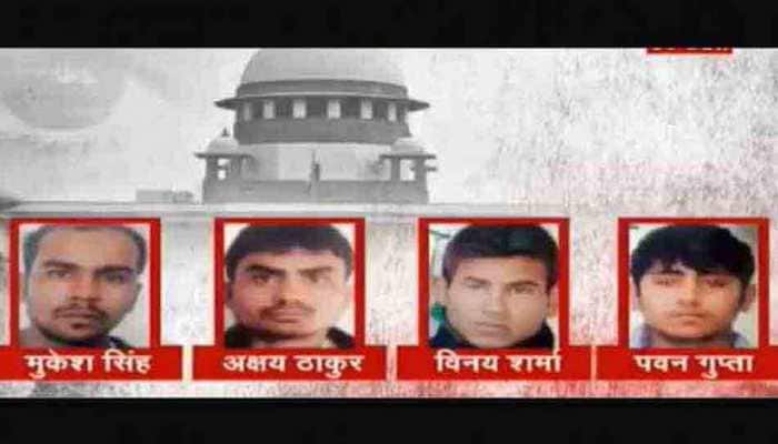 Nirbhaya case: SC verdict on Centre's plea for separate execution of convicts today