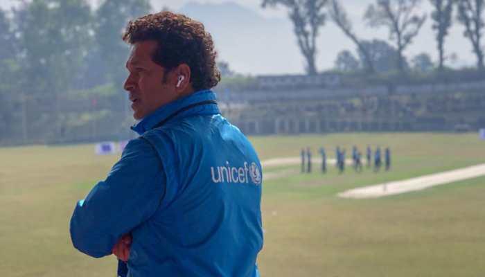 Cricket News: Sachin Tendulkar shares video of his first love on Valentine's Day