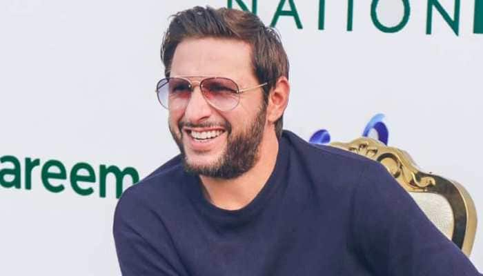 Cricket News: Shahid Afridi, wife Nadia blessed with fifth daughter--See pic