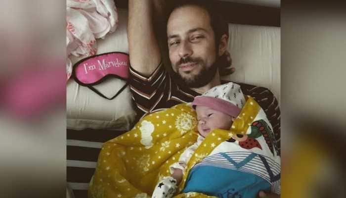 Valentine's Day 2020: New mom Kalki Koechlin shares lovely pic of boyfriend Guy Hershberg and daughter Sappho
