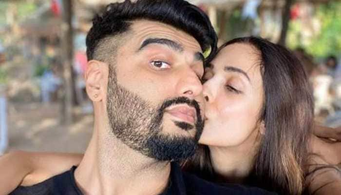 Pics from Malaika Arora and Arjun Kapoor's Valentine's Day-special date are sugar, spice and everything nice