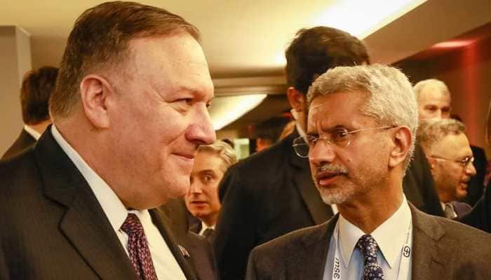 S Jaishankar meets Mike Pompeo, Nancy Pelosi on sidelines of Munich Security Conference