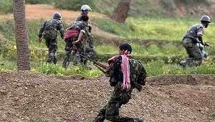 Naxal gunned down in encounter in Chhattisgarh's Sukma