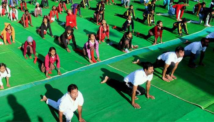 Hyderabad mosque clinic teaching yoga to fight lifestyle diseases