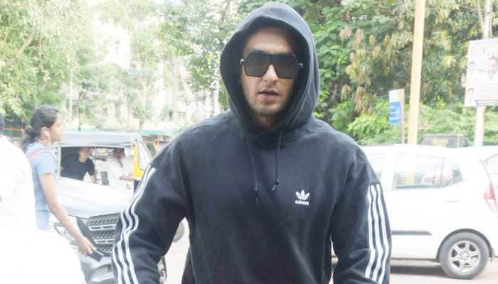 Ranveer Singh's message to US dance show's finalist V Unbeatable