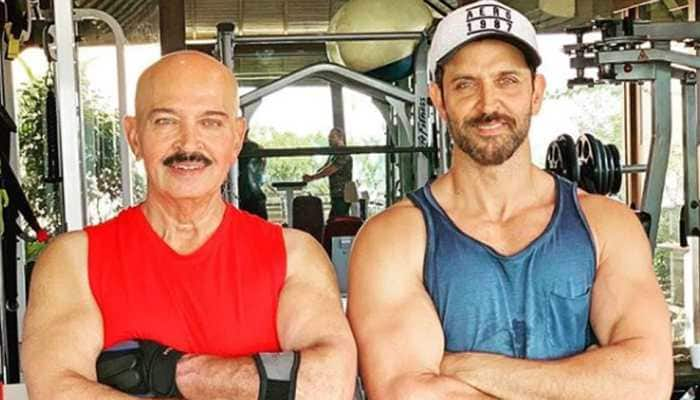 Hrithik Roshan reveals the one thing he learned from dad Rakesh Roshan